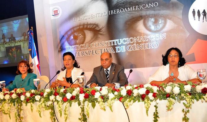 Imagen de II Encuentro Iberoamericano de Justicia Constitucional con Perspectiva de Género