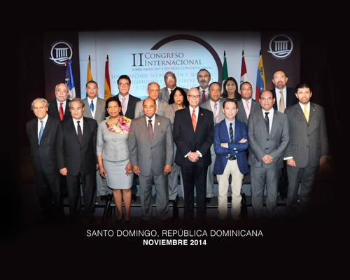 Imagen de Segundo Congreso Internacional sobre Derecho y Justicia Constitucional