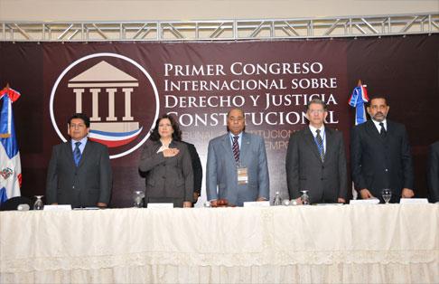 Imagen de Congreso Internacional de Derecho y Justicia Constitucional