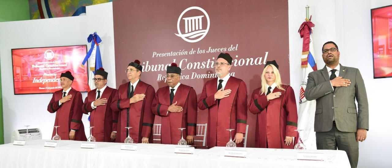 Jueces del Tribunal