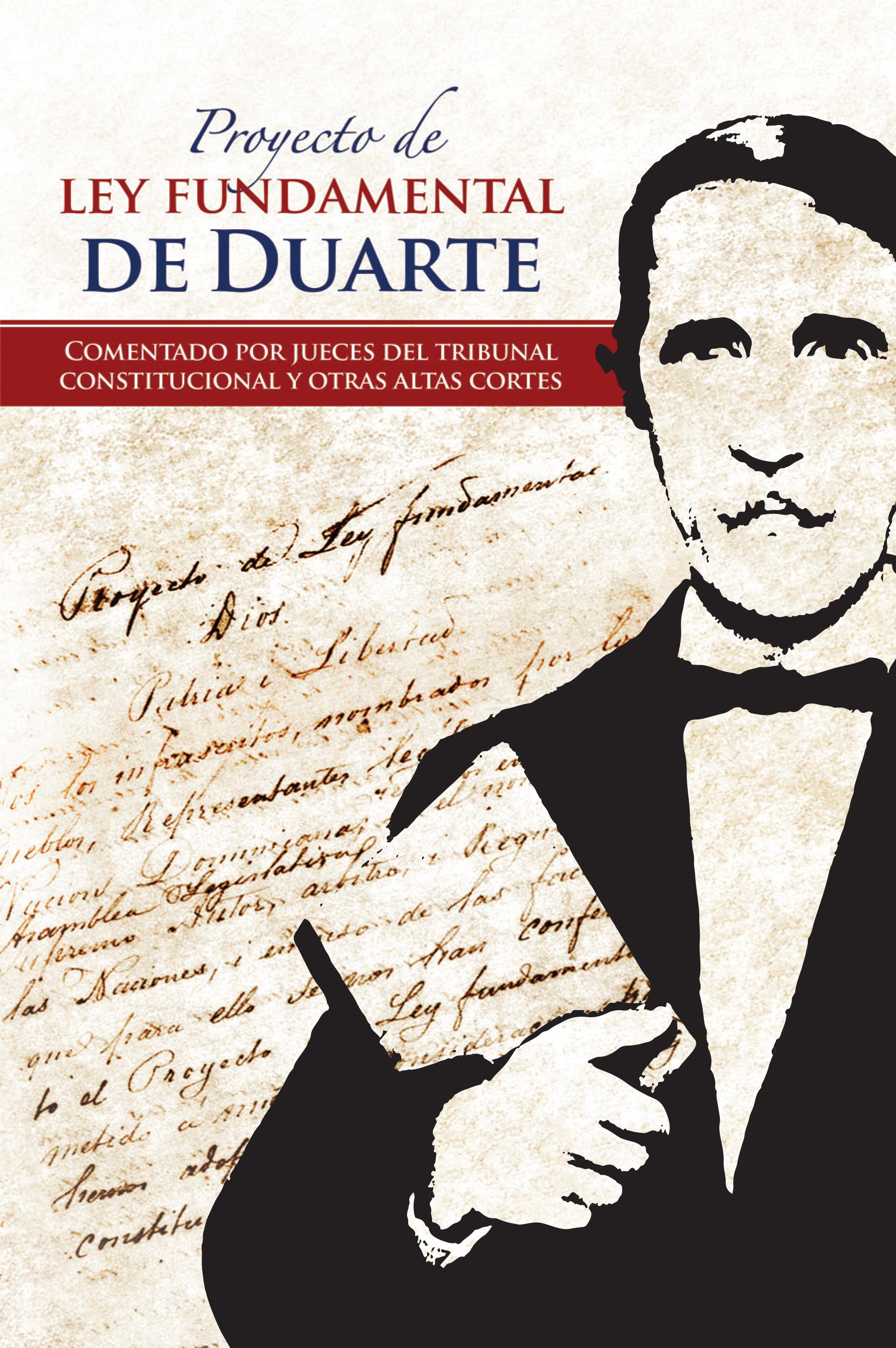 """Imagen de Puesta en circulación libro """"Proyecto de Ley   Fundamental de Duarte"""""""
