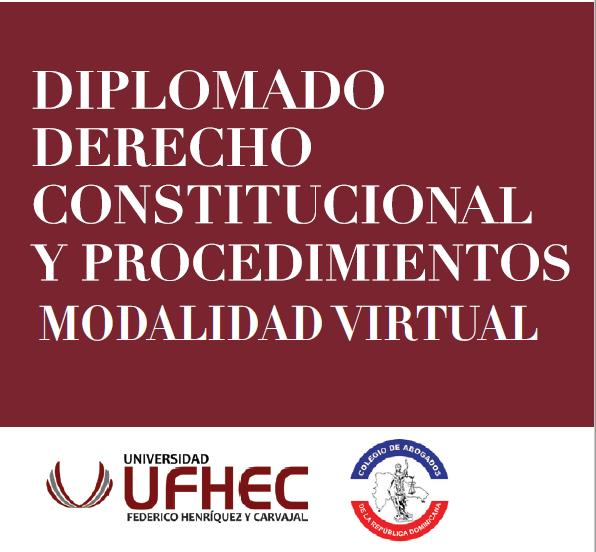 Imagen de Diplomado en Derecho Constitucional y Procedimientos 2021